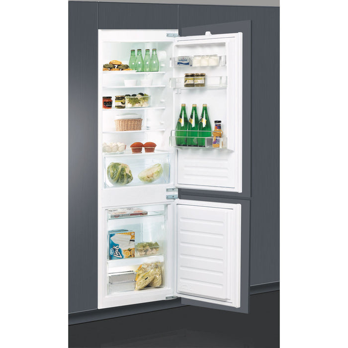 WHIRLPOOL built in fridge freezer - ART 6550/A+ SF.1