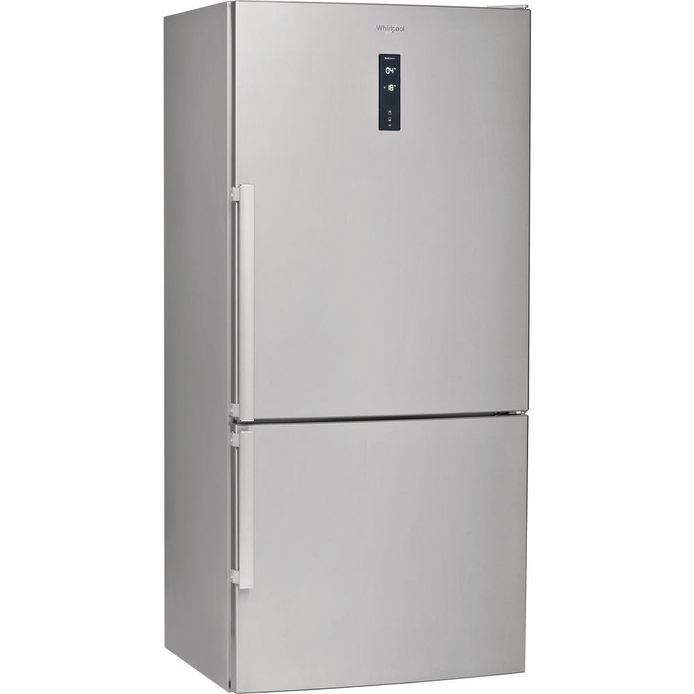 Whirlpool Fridge Freezer No Frost - W84BE 72 X