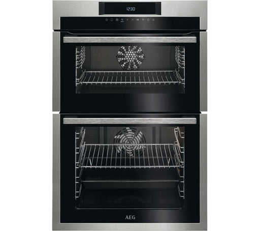 AEG, DCE731110M SURROUNDCOOK - DUAL CAVITY OVEN WITH CATALYTIC CLEANING