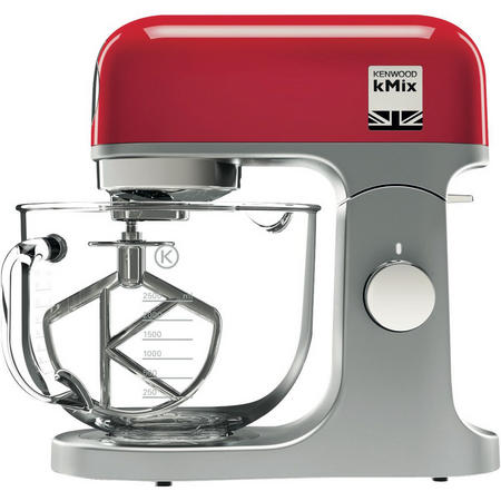 Kenwood kMix Stand Mixer KMX750AR Red