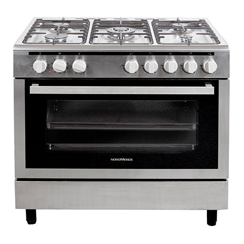 NordMende CSG92IX 90cm Dual Fuel Range Cooker *NOT STOCKED LEAD TIME 4-6 WEEKS*