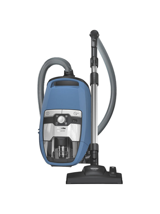 Miele Blizzard CX1 Blue PowerLine - SKRF3 Cylinder Bagless Vacuum Cleaner
