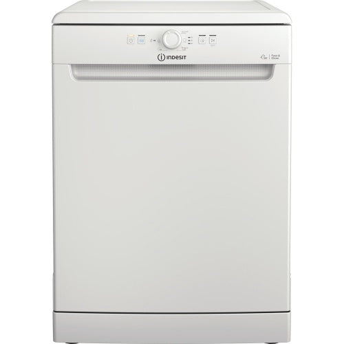Indesit Dishwasher White DFE 1B19 UK
