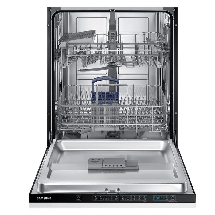 DW60M5050B  Fully Integrated Dishwasher with 13 Place Settings
