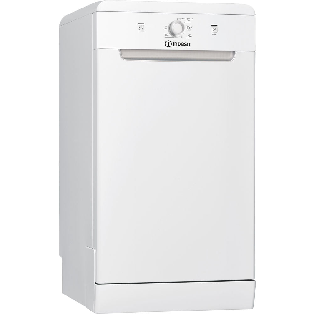 INDESIT  DSFE1B10UK SLIMLINE DISHWASHER 45CM