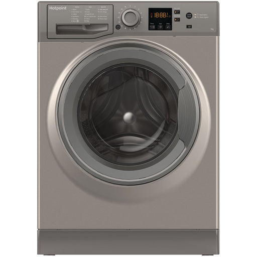 HOTPOINT NSWM743UGG 7KG FULL LOAD IN 45 MINS