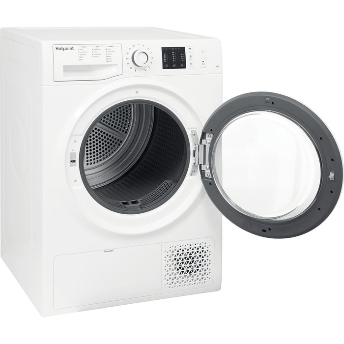 HOTPOINT NT M10 81WK TUMBLE DRYER - WHITE