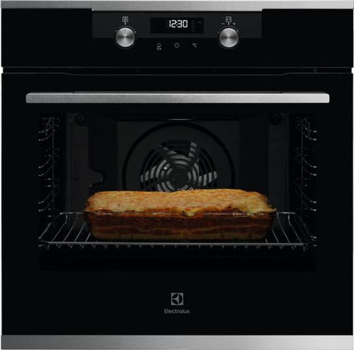 Electrolux KOFDP40X Built-In Multifunction Electric Single Oven - Stainless Steel