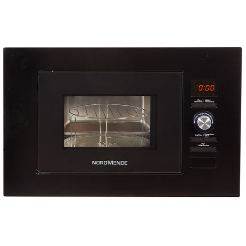 NordMende NM824BBL 20 Litre Built In Microwave