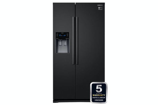 Samsung American Fridge Freezer | RS50N3413BC/EU 5 YEAR WARRANTY