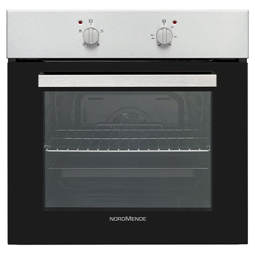 NordMende SO106IX Single Oven Stainless Steel