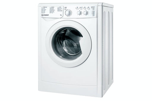 Indesit, EWD71452W,7KG 1400 Spin MyTime Washing Machine, White