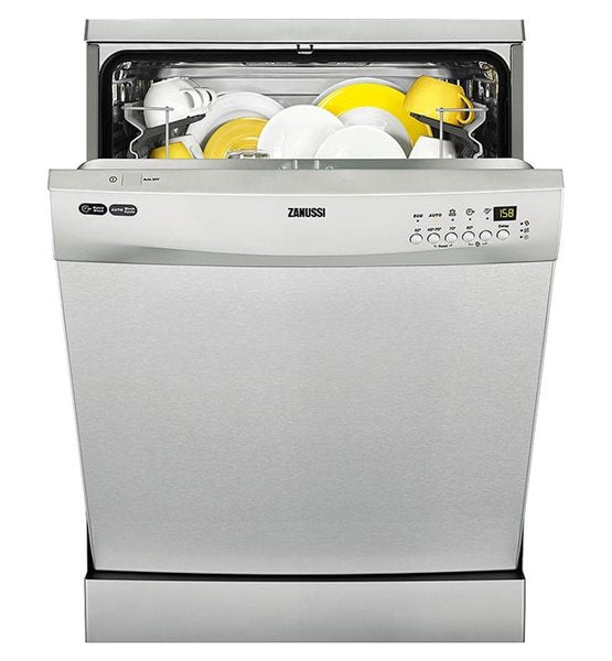 Zanussi ZDF26004XA 13 Place Freestanding Dishwasher -S/Steel