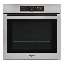 WHIRLPOOL Pyrolytic Single Stainless Steel Oven AKZ96270IX