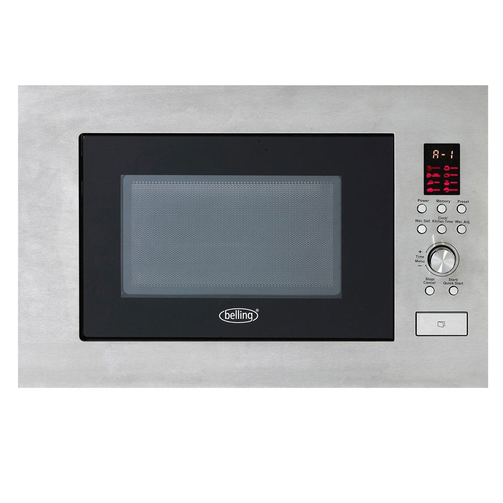 BELLING BIM60STA BUILT IN MICROWAVE