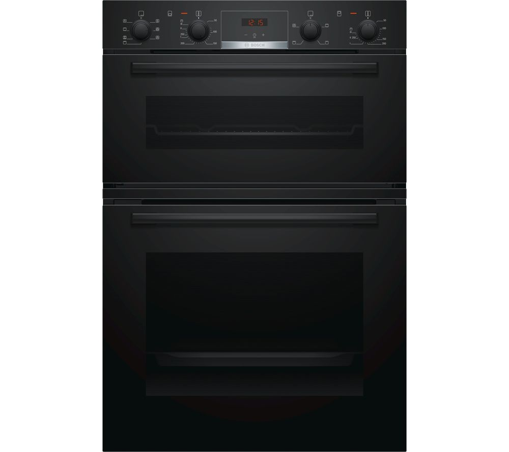 BOSCH Serie 4 MBS533BB0B Electric Double Oven - Black
