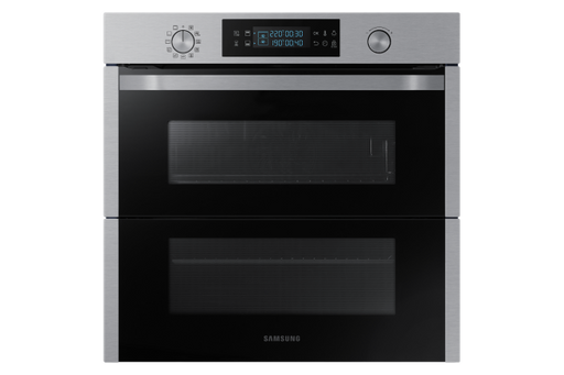 Samsung Dual Cook Flex Oven | NV75N5671RSEU Pyroletic oven 5 Years warranty.