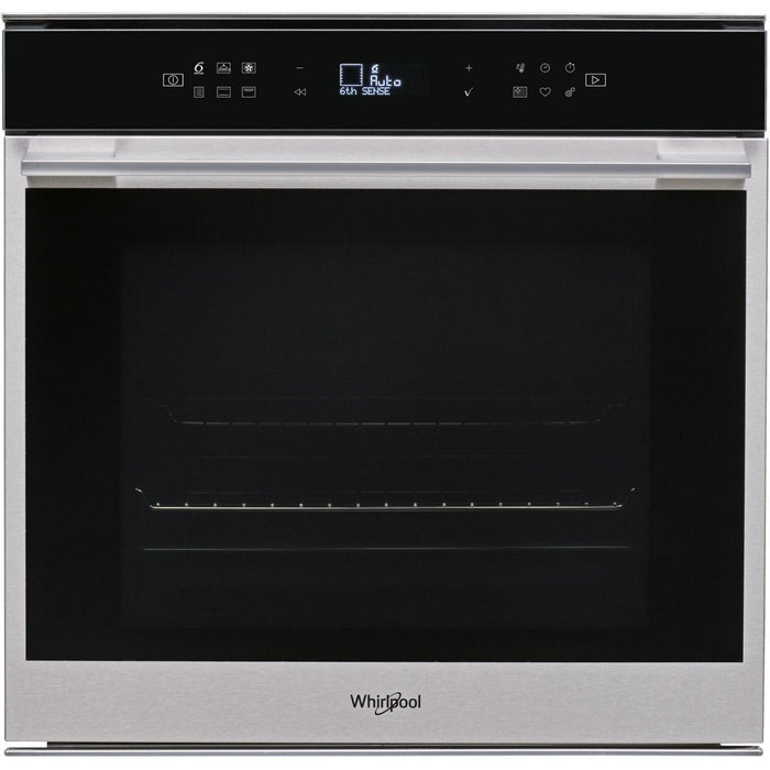 WHIRLPOOL, W Collection W7OM44S1P, Single Fan Oven, Self Cleaning, Stainless Steel