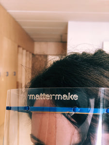 Face Shield by Matter Make