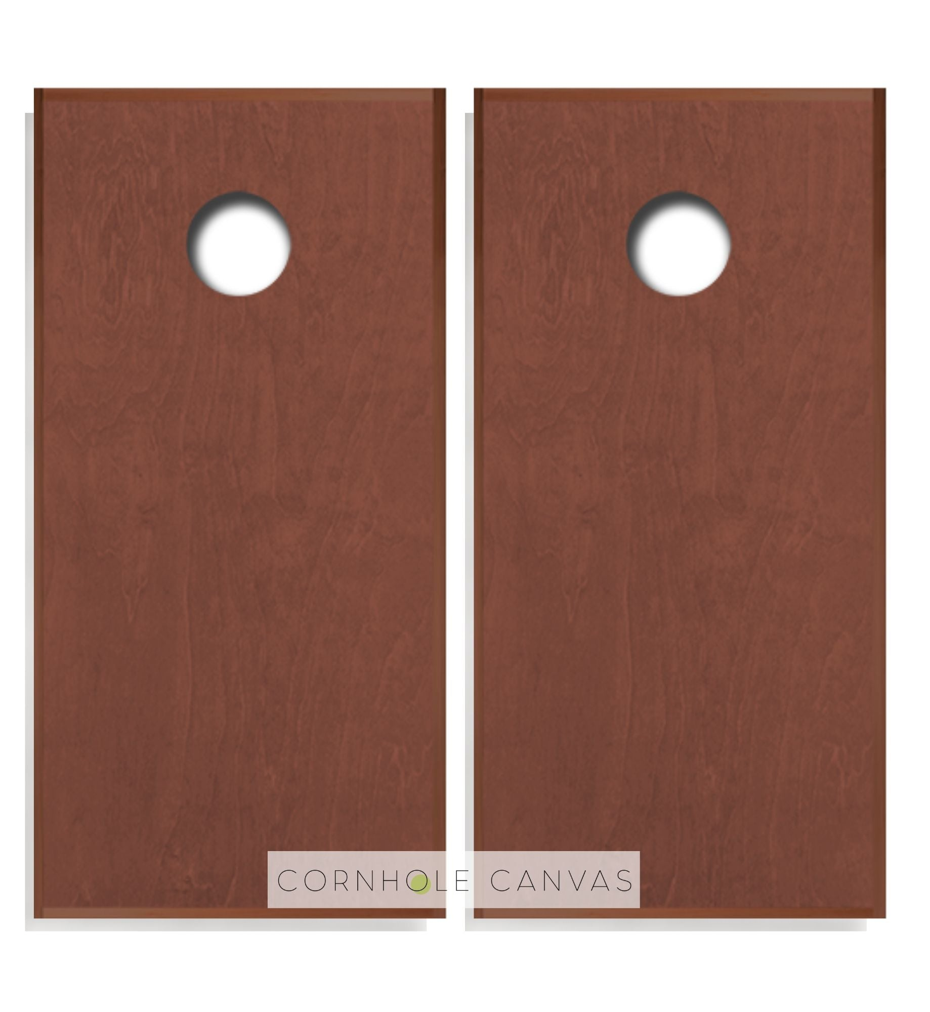 Regulation cornhole boards. Customizable premium quality cornhole set.