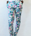 Ladies Floral Pants