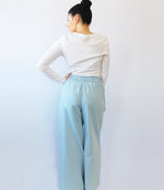 LADIES PALLAZO PANTS