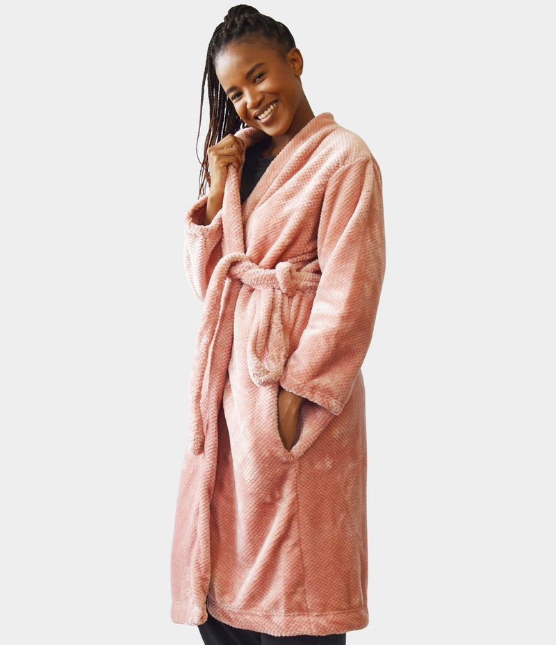 LADIES FLEECE GOWNS