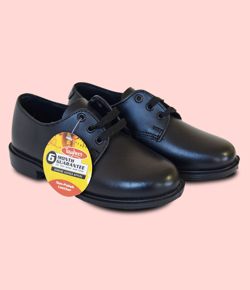 Boys Plain Toughees Black
