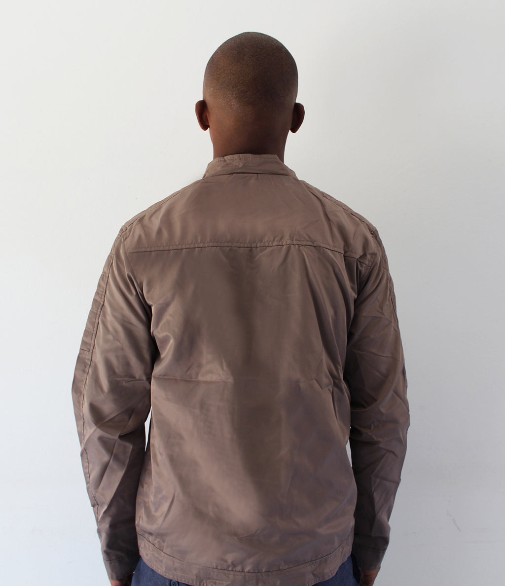 MENS BEIGE JACKET
