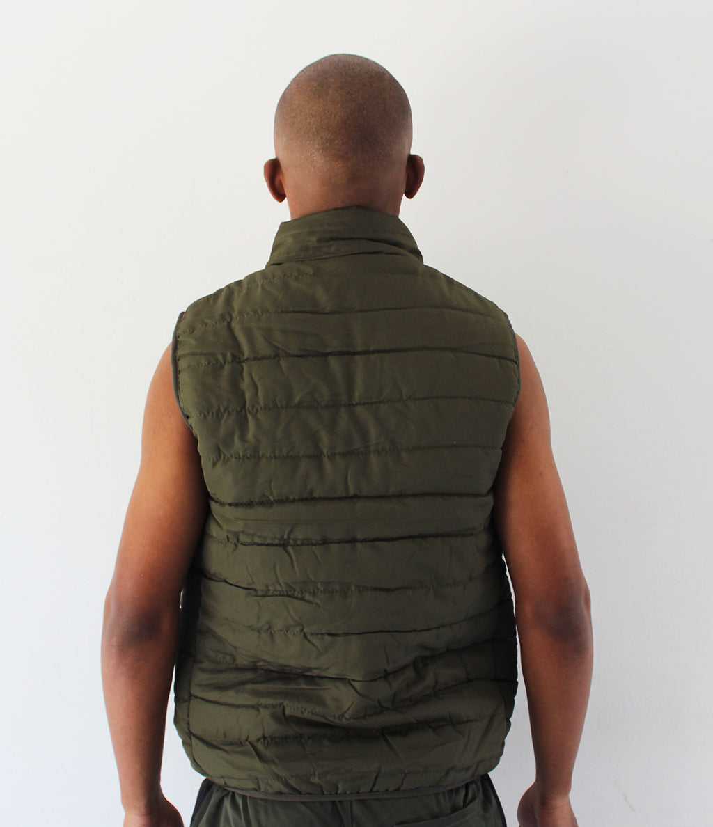 MENS BODY WARMER