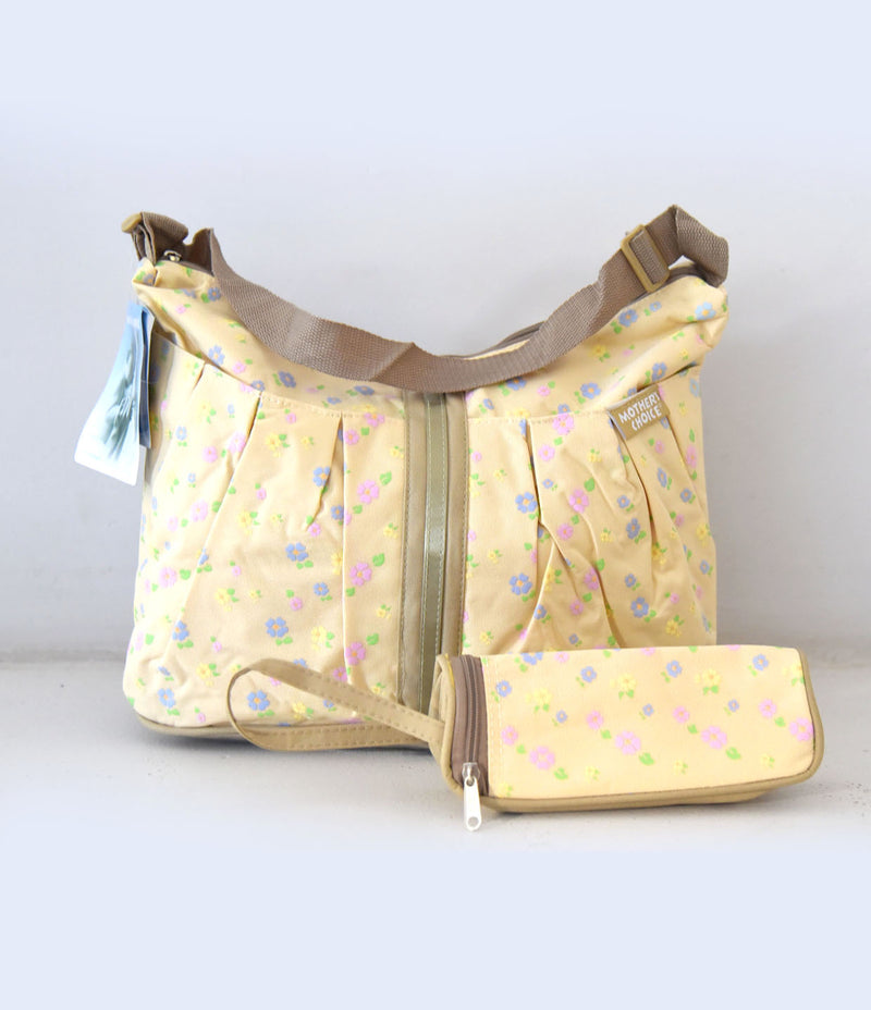 Beige Nappy Bag