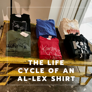 The Life Cycle of an Al-Lex Shirt