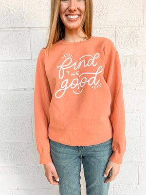 Find the Good Sweatshirt