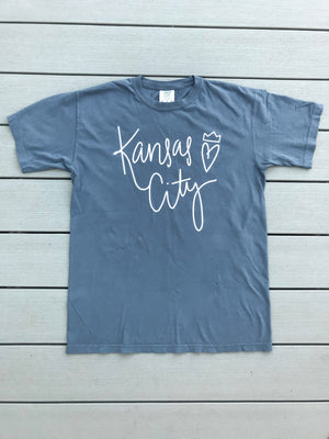 KC Crown Tee