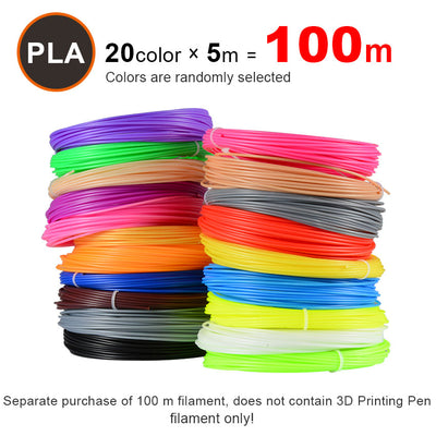 20 Colors 1.75mm PLA