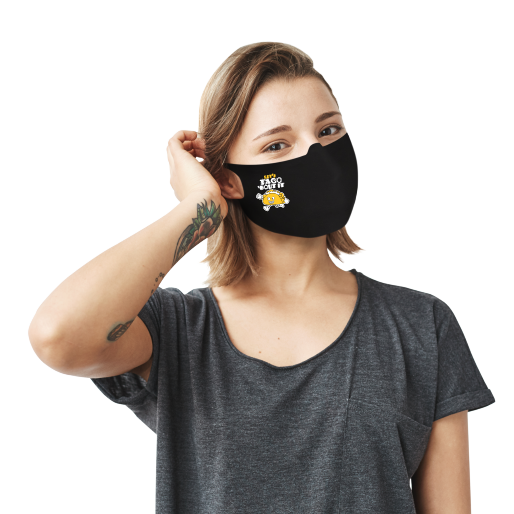 Let's Taco 'Bout It Face Mask - Cloth