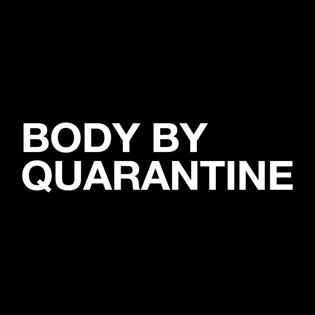 BodyBy Quarantine Face Mask - Cloth