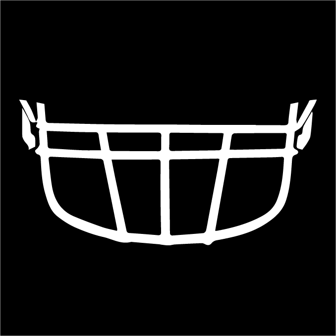 Football Helmet Mask Face Mask - Cloth