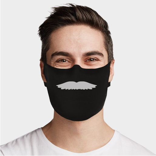 The Trivia Face Mask - Cloth