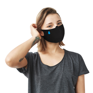 Shed A Tear Face Mask - Cloth