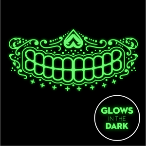 Sugar Skull - Glow In The Dark