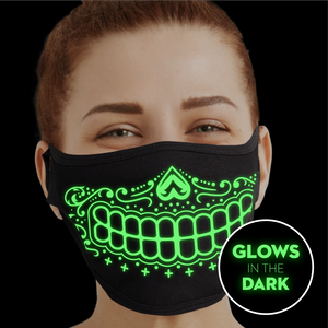 Glow In The Dark - 5 Pack