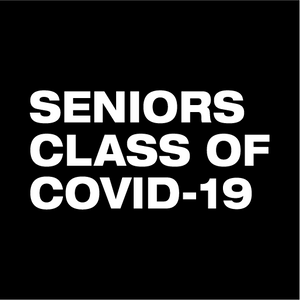 Seniors Class of Covid-19 Face Mask - Cloth