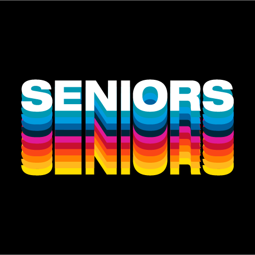 Seniors Face Mask - Cloth