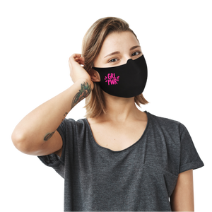 Girl Power Face Mask - Cloth