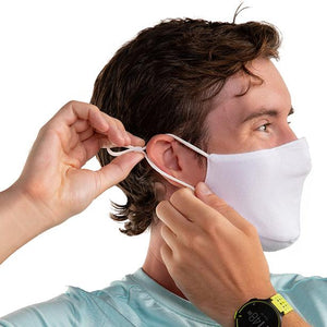 Snowflake - Super Comfort Cotton Mask