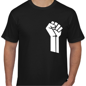 Black Lives Matter - Raised Fist - T-shirt Bundle