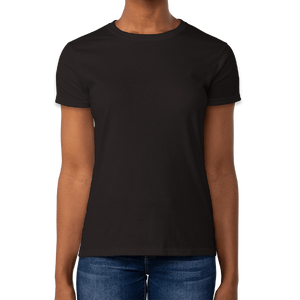 Black Cat Covid Costume - Gaiter & Gildan Women's Jersey T-Shirt