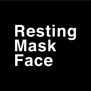Resting Mask Face - Triple-Ply
