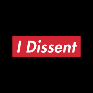 I Dissent - Triple-Ply Mask